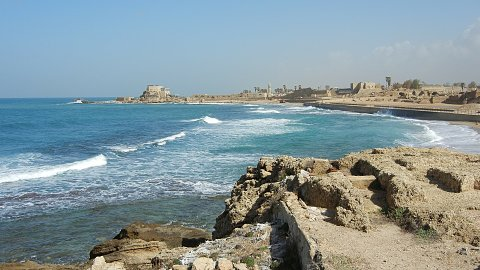 Caesarea by the Sea, Mount Carmel, Megiddo & Nazareth