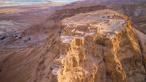 Jericho, Qumran, Masada & the Dead Sea